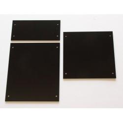 A-10 Paneles ciegos (consola derecha)