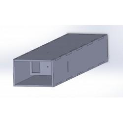 B737 Caja para EFIS
