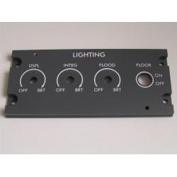 CRJ200/700 Iluminación frontal