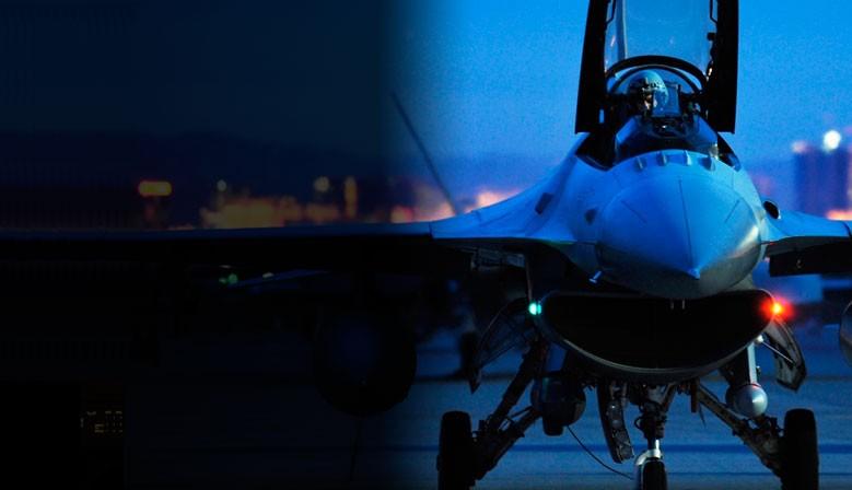 hispapanels | Lockheed Martin F-16