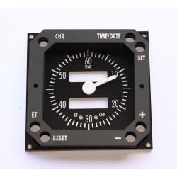 B737 Clock/Chronograph