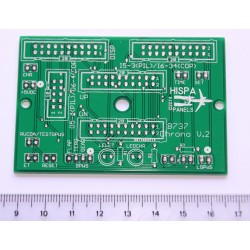 B737 PCB for mechanical chrono