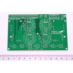 B737 PCB for EFIS (with concentric)