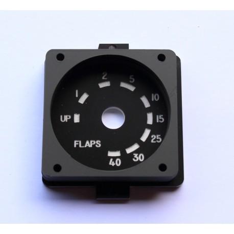 B737 Flaps gauge