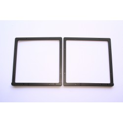 B737 pilot/copilot bezels for displays