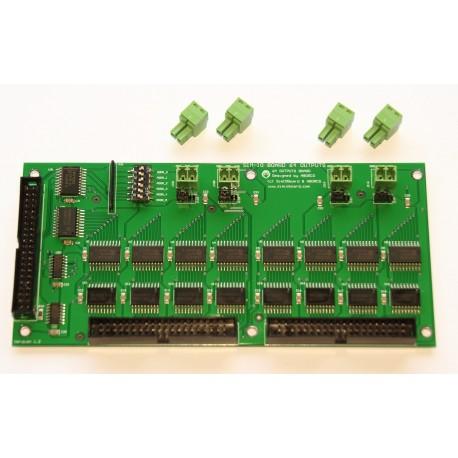 SimIO 64 outputs