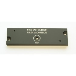 CRJ700 Fire detection