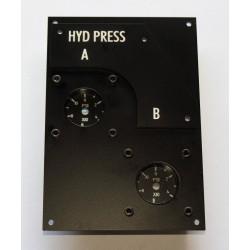 F-16 Hyd pressure gauges