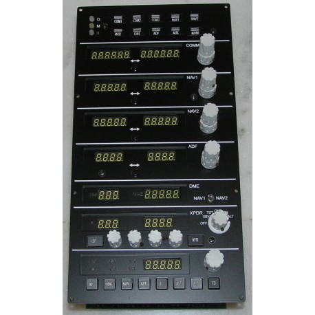 C172 Radio stack
