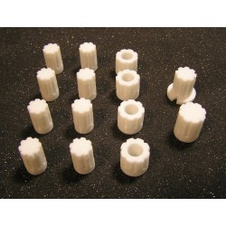 C172 Knobs for radios