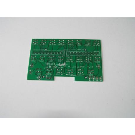 B737 PCB audio