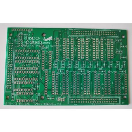 SimIO 32 inputs 32 outputs (THT)