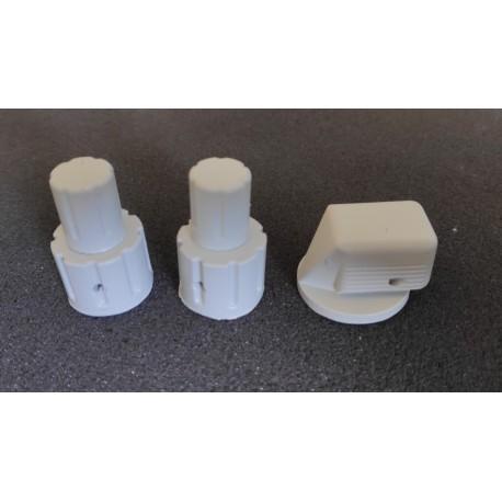 B737 Knobs for Autobrakes