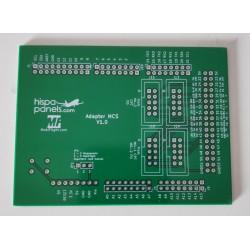 Mobiflight - PCB para el panel MCS del B737