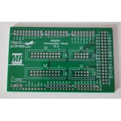 Mobiflight - PCB para el panel DSP del B737