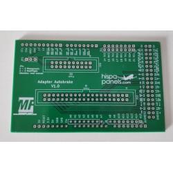 Mobiflight - PCB for B737 alerts panel