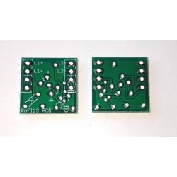 Circuito impreso para pulsador RAFI 19