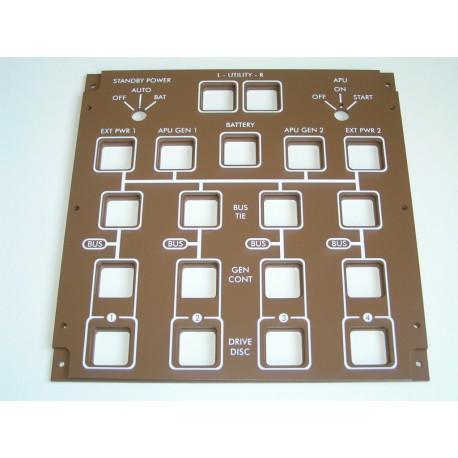 B747 Electrical system