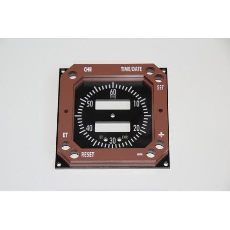 B777 Clock/Chronograph