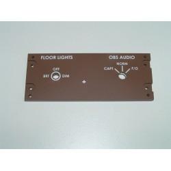 B777 Luces de suelo/OBS