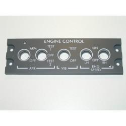CRJ200 Engines control