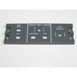 CRJ200/700 Displays control