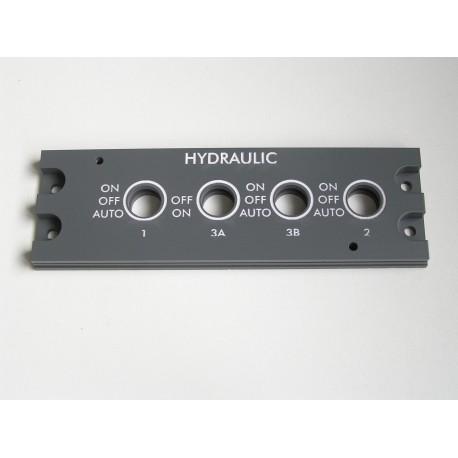 CRJ200/700 Hydraulic control