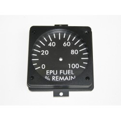 F-16 EPU fuel gauge