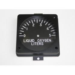 F-16 Liquid oxygen gauge