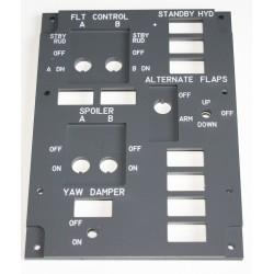 B737 Flight control