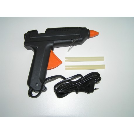 Thermoplastic glue pistol