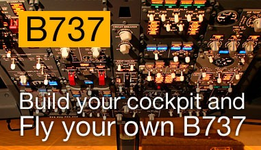 Boeing 737   hispapanels